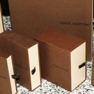 Other - Authentic Louis Vuitton Gift Box Lot 10 Boxes
